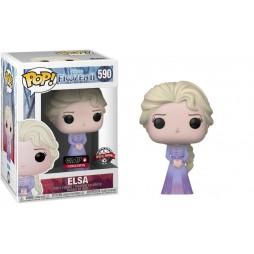 POP! Disney 590 Frozen II - Elsa Special Edition EMP Exclusive Vinyl Figure