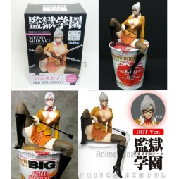 Prison School - Noodle Stopper Figure By Furyu Meiko Shiraki Hot Version Furyu