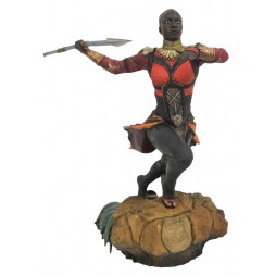 Marvel Comics - Black Panther Movie - Marvel Gallery Figure - PVC Statue - Okoye