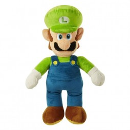 Super Mario Series Plush - World Of Nintendo Jumbo Figure - Luigi - Peluche 50 cm