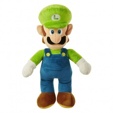 Super Mario Series Plush - World Of Nintendo Jumbo Figure - Luigi - Peluche 50 cm