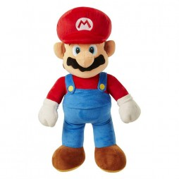 Super Mario Series Plush - World Of Nintendo Jumbo Figure - Super Mario - Peluche 50 cm