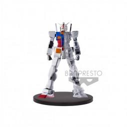Kido Senshi Gundam 0079 - Banpresto - Mobile Suit Gundam Statue 1/144 scale Pvc Figure Statue