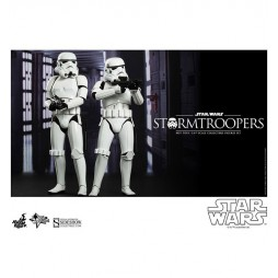 Star Wars Movie Masterpiece 2Pack 1/6 Stormtroopers