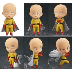 Nendoroid - 575 - One Punch Man - Action Figure - Saitama