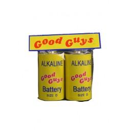 Chucky La Bambola Assassina - Child's Play 2 - 1:1 Lifesize Prop Replica - Good Guy Chucky Batteries (Accessorio a Grand