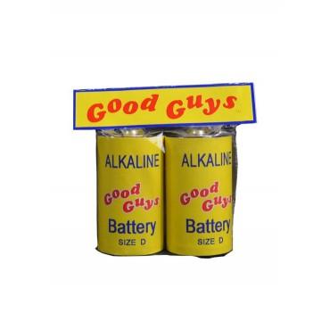 Chucky La Bambola Assassina - Child\'s Play 2 - 1:1 Lifesize Prop Replica - Good Guy Chucky Batteries (Accessorio a Grand