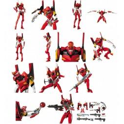 Neon Genesis Evangelion - MAF EX - Miracle Action Figure - Evangelion Unit-02 19 cm