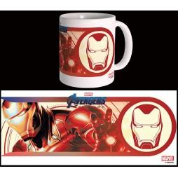 Marvel Comics - Avengers Endgame - Tazza - Mug Cup - Iron Man - Semic