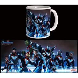 Marvel Comics - Avengers Endgame - Tazza - Mug Cup - Thanos - Semic