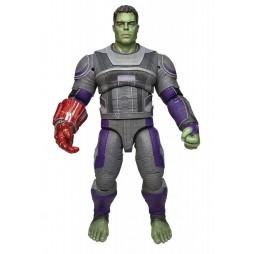 Marvel Select - Hulk Avengers Endgame Movie Edition Hero Suit - Action Figure
