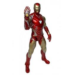 Marvel Select - Iron Man Avengers Endgame Movie Edition Mark 85 Armor - Action Figure