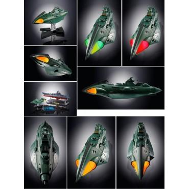 Gx-89 - Space Battleship Yamato - 2202 Version - Gamillas Space Cruiser