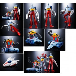 Gx-91 - Dynamic Classic - Getter 2-3 - (Space Robot) Getta 2-3