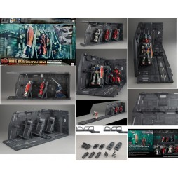 HG Universal Century - White Base Catapult Deck Renewal Edition by Megahouse 1/144
