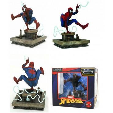 Marvel Comics - Spider-Man Comic - Marvel Gallery Figure - PVC Statue - Spider-Man \'90s by Todd McFarlane
