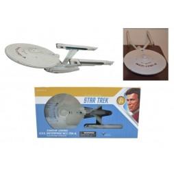 STAR TREK - The Original Series -USS Enterprise NCC-1701-A Enterprise Light and Sound Figure Scaled Replica