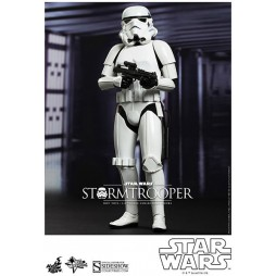 Star Wars Movie Masterpiece Action Figure 1/6 Stormtrooper