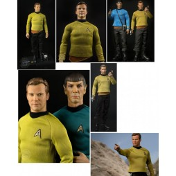 Star Trek - Star Trek the Original Series TV Series - Captain James T. Kirk - 1:6 Scale - Action Figure
