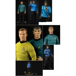 Star Trek - Star Trek the Original Series TV Series - Spock - 1:6 Scale - Action Figure