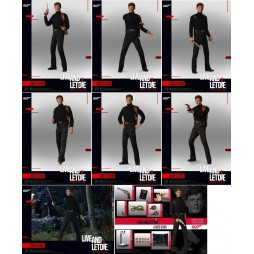 007- Live and Let Die - Collector Figure Series 1:6 Scale - James Bond - Action Figure 30 cm