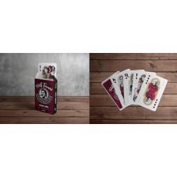 Carte Da Gioco - Carte Poker/Carte Per Giochi Di Prestigio - Iron Gut Publishing - Back to the Future II - Biff Tanner\'s