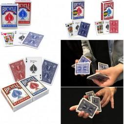 Carte Da Gioco - Carte Poker/Carte Per Giochi Di Prestigio - The United States Playing Card Company - Bicycle 2-Pack Ind