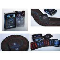 Carte Da Gioco - Carte Poker/Carte Per Giochi Di Prestigio - The United States Playing Card Company - Bicycle Nocturnal