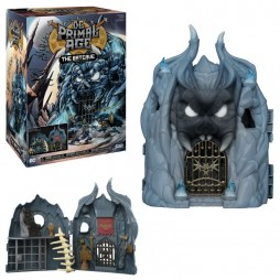 DC - Primal Age - Funko Vintage Action Figure - Batcave Play Set 61 cm