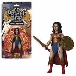 DC - Primal Age - Funko Vintage Action Figure - Wonder Woman 13 cm