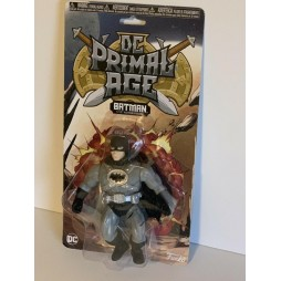 DC - Primal Age - Funko Vintage Action Figure - Batman Night Attack Black & Gray Variant Target Exclusive Action figure