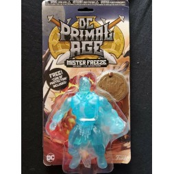 DC - Primal Age - Funko Vintage Action Figure - MISTER FREEZE (ICE Mode) Variant New York Comicon Exclusive Action figur