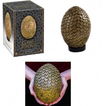 Game Of Thrones - Il Trono Di Spade - 1/1 Scale Replica - Viserion Dragon Egg - NN0031