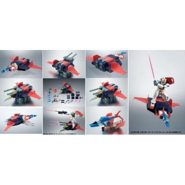 Robot Spirits R. 213 - Mobile Suit Gundam - SIDE MS - RX-78-2 G-Fighter A.N.I.M.E. VER. - Action Figure