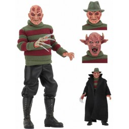 A Nightmare On Elm Street - Neca - Freddy Krueger - Cloth Version - Versione con Vestito in Stoffa - Action Figure
