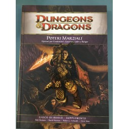 Dungeons & Dragons 4a ed. - Poteri Marziali