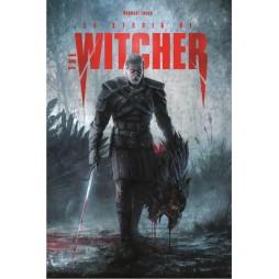 LA STORIA DI The Witcher - Raphaël Lucas - Hard Cover