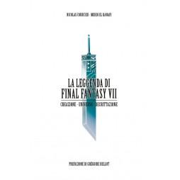 LA LEGGENDA DI FINAL FANTASY VII - Creazione, Universo, Decrittazione - Hard Cover