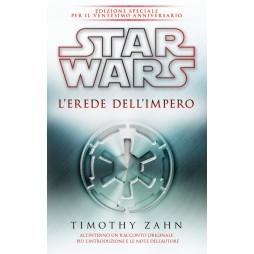 STAR WARS: La Trilogia Di Thrawn #1 - L\'EREDE DELL\'IMPERO - Brossura - Timothy Zahn