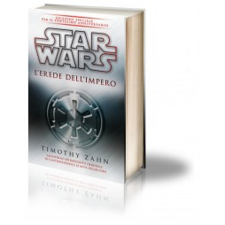STAR WARS: La Trilogia Di Thrawn #1 - L\'EREDE DELL\'IMPERO - Edizione Speciale 20° anniversario - Brossura Metallic - Tim