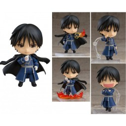 Nendoroid - 823 - Full Metal Alchemist - Action Figure - Roy Mustang