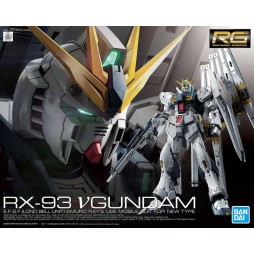 RG Real Grade - 32 RX-93 Vgundam E.F.S.F. (Lond Bell Unit) Amuro Rey's Use Mobile Suit For New Type 1/144
