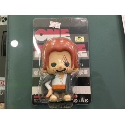 One Piece - Panson Works Sofubi Figure - Shanks