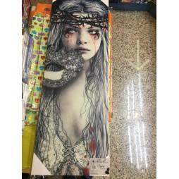 Victoria Frances Vampires - Canvas cm. 30x90 Nuovo Blisterato - Quadro in tela