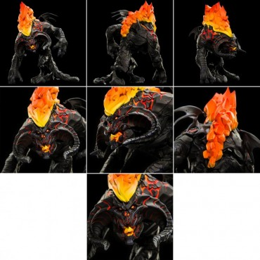Lord Of The Rings - The Company Of The Ring - Statue - The Balrog - Weta Mini Epics Vinyl Statue 27 cm