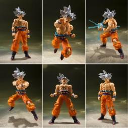 S.H. Figuarts Dragon Ball Super: Son Gokou Ultra Instinct Tamashi Web Exclusive