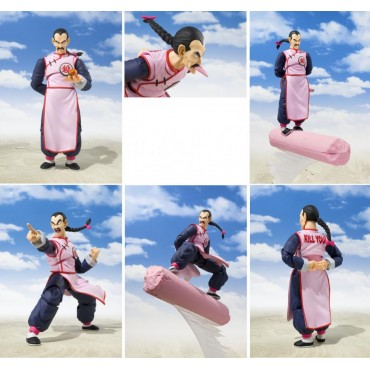 S.H. Figuarts Dragon Ball: Tao Pai Pai Action Figure