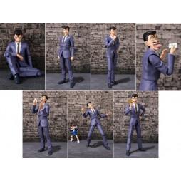 S.H. Figuarts Meitantei Konan - Detective Conan - Mouri Kogoro - Action Figure