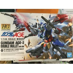 HG Age 17 - AGE-20B Gundam Age-2 Double Bullet 1/144