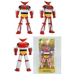 Getter Robot - Kayodo - UCI SOFUBI TOY BOX Hi-LINE HL-004 - Sofubi Vinyl Figure Getter 1 - 9 inch Action Figure Model Ty